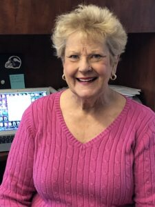 Suzanne Miller, Office Manager